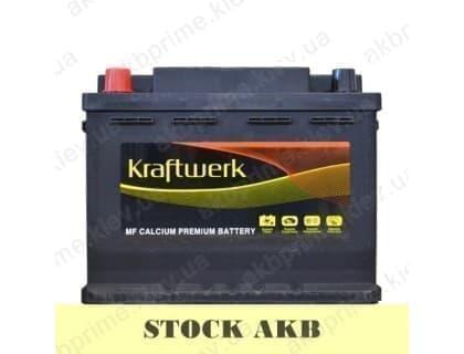 Аккумулятор STOCK Kraftwerk 65Ah 650A L+