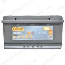 Аккумулятор Centra Futura 100Ah 900A R+