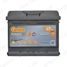 Аккумулятор Centra Futura 47Ah 450A R+