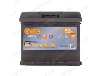 Аккумулятор Centra Futura 53Ah 540A R+