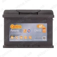 Аккумулятор Centra Futura 61Ah 600A R+