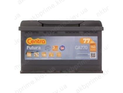 Аккумулятор Centra Futura 77Ah 760A R+