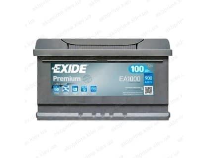 Аккумулятор Exide 100Ah 900A R+