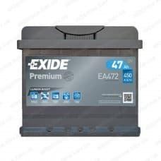 Аккумулятор Exide 47Ah 450A R+