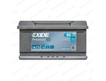 Аккумулятор Exide 85Ah 800A R+