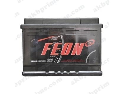 Аккумулятор Ista Feon 77Ah 720A R+
