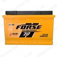 Аккумулятор Ista Forse 77Ah 720A R+