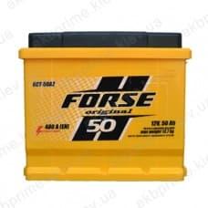 Аккумулятор Ista Forse 50Ah 480A L+