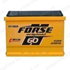 Аккумулятор Ista Forse 60Ah 600A L+