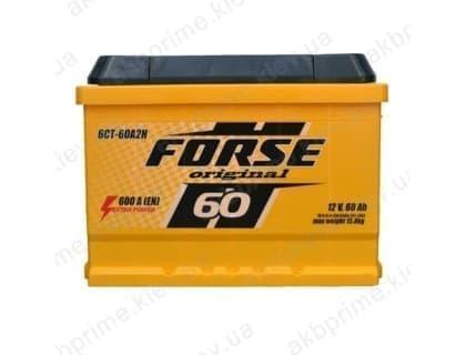 Аккумулятор Ista Forse 60Ah 600A R+