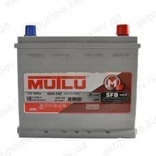 Аккумулятор Mutlu SFB 55Ah 450A JR+