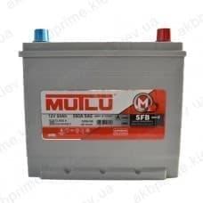 Аккумулятор Mutlu SFB 60Ah 520A JR+