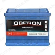 Аккумулятор Ista Oberon Prestige 60Ah 570A R+