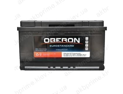Аккумулятор Ista Oberon Standart 100Ah 800A R+