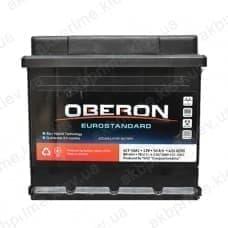 Аккумулятор Ista Oberon Standart 50Ah 420A R+