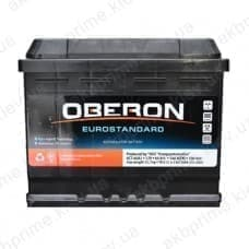 Аккумулятор Ista Oberon Standart 60Ah 540A L+