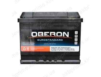 Аккумулятор Ista Oberon Standart 60Ah 540A R+