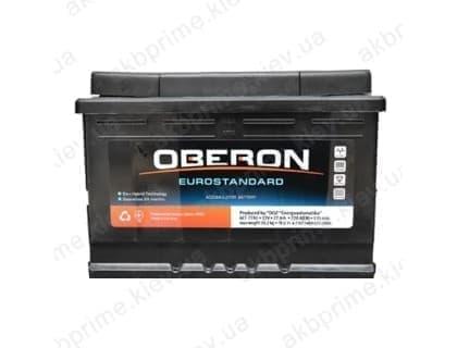 Аккумулятор Ista Oberon Standart 77Ah 720A R+