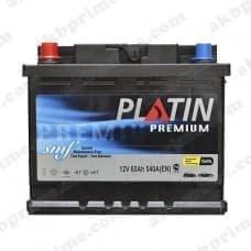 Аккумулятор Platin Premium 60Ah 540A L+