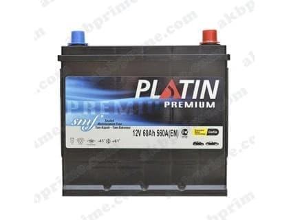 Аккумулятор Platin Premium Asia 60Ah 560A JR+