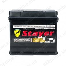 Аккумулятор Ista Stayer 50Ah 420A L+