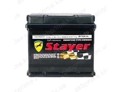 Аккумулятор Ista Stayer 50Ah 420A R+