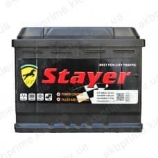 Аккумулятор Ista Stayer 60Ah 540A L+