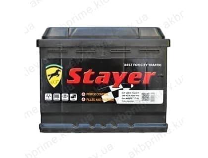 Аккумулятор Ista Stayer 60Ah 540A R+
