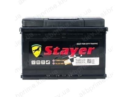 Аккумулятор Ista Stayer 77Ah 720A R+