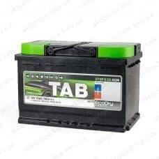 Аккумулятор TAB AGM Start Stop 70Ah 760A R+