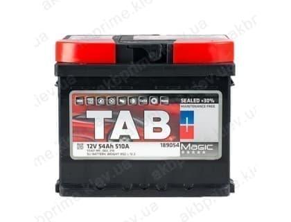 Аккумулятор TAB Magic 54Ah 510A R+