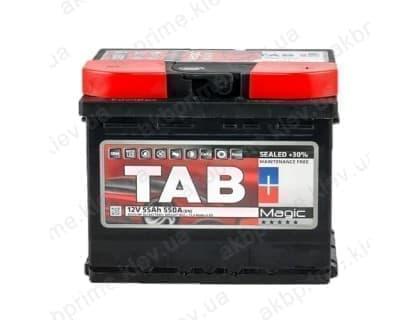 Аккумулятор TAB Magic 55Ah 550A R+