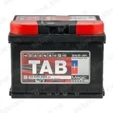 Аккумулятор TAB Magic 62Ah 600A R+