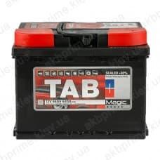Аккумулятор TAB Magic 66Ah 640A R+