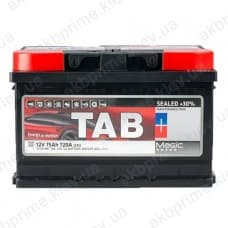 Аккумулятор TAB Magic 75Ah 720A R+