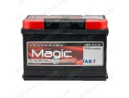 Аккумулятор TAB Magic 75Ah 750A R+