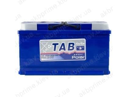 Аккумулятор TAB Polar Blue 100Ah 920A R+