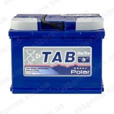 Аккумулятор TAB Polar Blue 66Ah 620A R+