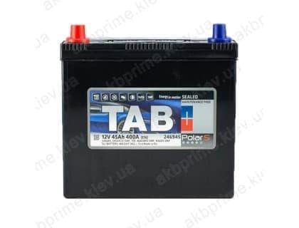 Аккумулятор TAB Polar S 45Ah 400A JL+