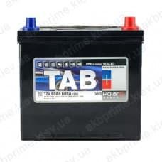 Аккумулятор TAB Polar S 60Ah 600A JR+
