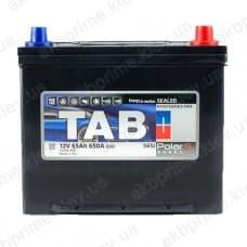 Аккумулятор TAB Polar S 65Ah 650A JR+