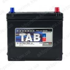 Аккумулятор TAB Polar S 70Ah 700A JR+