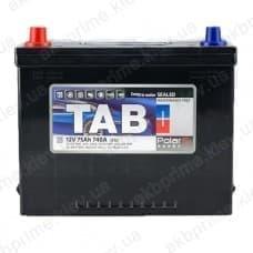 Аккумулятор TAB Polar S 75Ah 740A JL+
