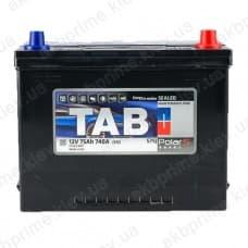 Аккумулятор TAB Polar S 75Ah 740A JR+