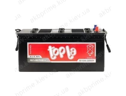 Аккумулятор Topla Energy Truck 225Ah 1300A L+