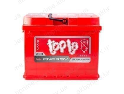 Аккумулятор Topla Energy 60Ah 600A L+