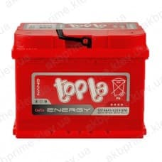 Аккумулятор Topla Energy 66Ah 620A R+