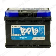 Аккумулятор Topla Top 66Ah 640A R+