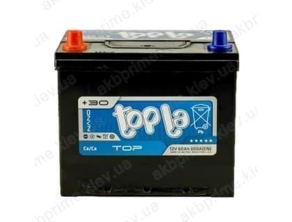 Аккумулятор Topla Top Asia 60Ah 600A JL+