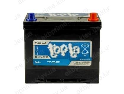 Аккумулятор Topla Top Asia 60Ah 600A JR+